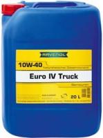 Моторное масло Ravenol EURO IV Truck 10W-40 20L