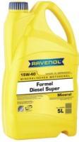Моторное масло Ravenol Formel Diesel Super 15W-40 5L