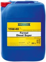 Моторное масло Ravenol Formel Diesel Super 15W-40 20L