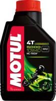 Моторное масло Motul 5000 4T 10W-40 1L