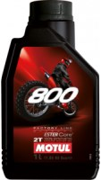 Моторное масло Motul 800 2T Factory Line Offroad 1L