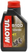 Моторное масло Motul 5100 4T 10W-30 1L