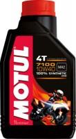 Моторное масло Motul 7100 4T 10W-40 1L