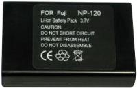 Фото - Аккумулятор для камеры Power Plant Fuji NP-120