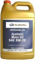 Моторное масло Subaru Synthetic 0W-20 4L