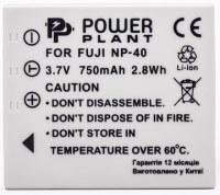 Фото - Аккумулятор для камеры Power Plant Fuji NP-40