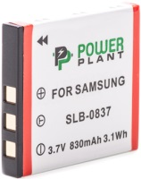 Фото - Аккумулятор для камеры Power Plant Samsung SB-L0837