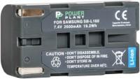Фото - Аккумулятор для камеры Power Plant Samsung SB-L160