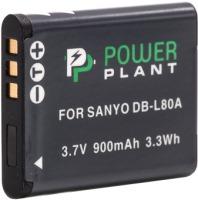 Фото - Аккумулятор для камеры Power Plant Sanyo DB-L80