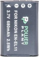 Фото - Аккумулятор для камеры Power Plant Nikon EN-EL11