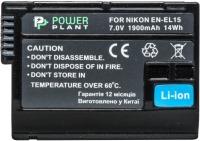 Фото - Аккумулятор для камеры Power Plant Nikon EN-EL15