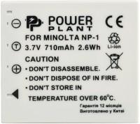 Фото - Аккумулятор для камеры Power Plant Minolta NP-1