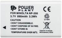 Фото - Аккумулятор для камеры Power Plant Minolta NP-200