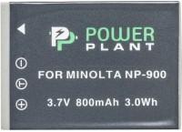 Фото - Аккумулятор для камеры Power Plant Minolta NP-900