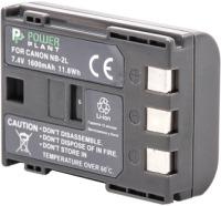 Фото - Аккумулятор для камеры Power Plant Canon NB-2L