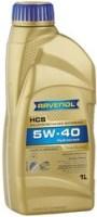 Моторное масло Ravenol HCS 5W-40 1L