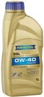 Моторное масло Ravenol SSL 0W-40 1L