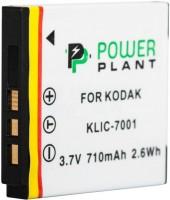 Фото - Аккумулятор для камеры Power Plant Kodak KLIC-7001