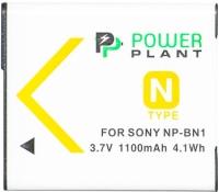 Фото - Аккумулятор для камеры Power Plant Sony NP-BN1