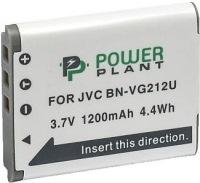 Фото - Аккумулятор для камеры Power Plant  JVC BN-VG212U