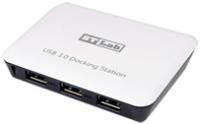 Картридер/USB-хаб STLab U-810