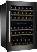 Встраиваемый винный шкаф Dunavox DX-41.130BBK