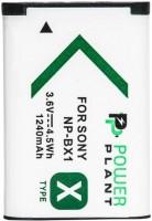 Фото - Аккумулятор для камеры Power Plant Sony NP-BX1