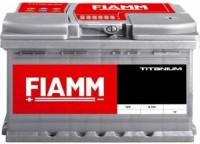 Автоаккумулятор FIAMM Titanium