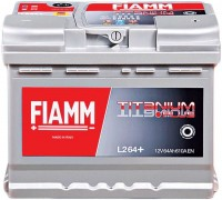 Автоаккумулятор FIAMM Titanium Plus
