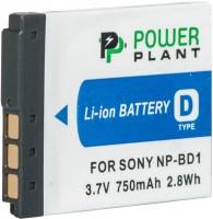 Фото - Аккумулятор для камеры Power Plant Sony NP-BD1
