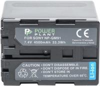 Фото - Аккумулятор для камеры Power Plant Sony NP-QM91