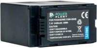 Фото - Аккумулятор для камеры Power Plant Panasonic CGA-D54S