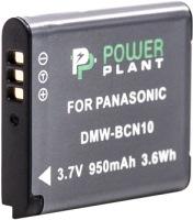 Фото - Аккумулятор для камеры Power Plant Panasonic DMW-BCN10