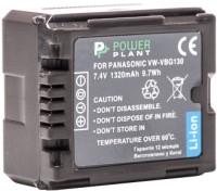 Фото - Аккумулятор для камеры Power Plant Panasonic VW-VBG130