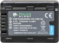 Фото - Аккумулятор для камеры Power Plant Panasonic VW-VBK180