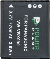 Фото - Аккумулятор для камеры Power Plant Panasonic VW-VBX090