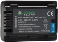Фото - Аккумулятор для камеры Power Plant Panasonic VW-VBY100