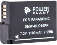 Фото - Аккумулятор для камеры Power Plant Panasonic DMW-BLD10PP