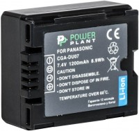 Фото - Аккумулятор для камеры Power Plant Panasonic CGA-DU07