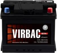 Автоаккумулятор Virbac Classic