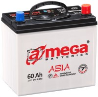 Автоаккумулятор A-Mega Asia