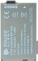 Фото - Аккумулятор для камеры Power Plant Canon BP-208