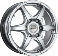 Фото - Диск Avus Racing Grizzly 7x17/6x130 ET60 DIA84,1