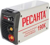 Сварочный аппарат Resanta SAI-190K