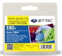 Картридж Jet Tec E80Y