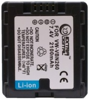 Фото - Аккумулятор для камеры Extra Digital Panasonic VW-VBN260