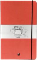 Ежедневник Cartesio Diary Red
