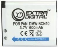 Фото - Аккумулятор для камеры Extra Digital Panasonic DMW-BCN10