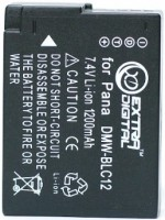 Аккумулятор для камеры Extra Digital Panasonic DMW-BLC12