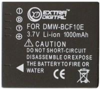 Аккумулятор для камеры Extra Digital Panasonic DMW-BCF10